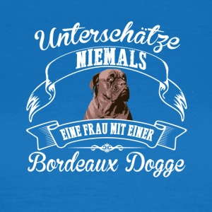 Bordeaux Dogge - Frauen T-Shirt
