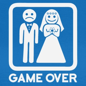 GAME OVER - Vrouwen T-shirt