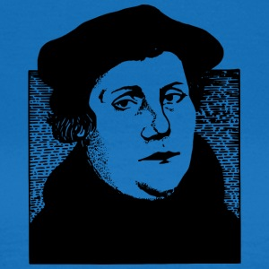 Martin Luther - Dame-T-shirt