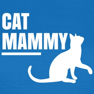 Cat mammy - Frauen T-Shirt