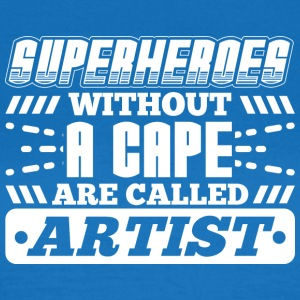 SUPERHEROES ARTIST - Women's T-Shirt