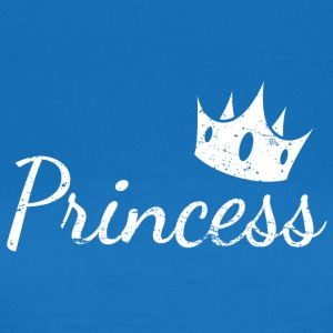 Partner Shirt T-Shirt PRINCESS - Frauen T-Shirt