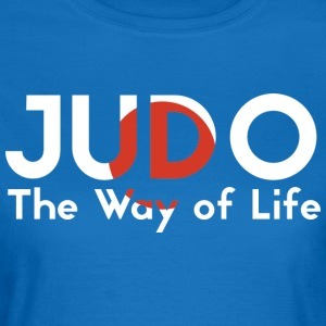 the judo way of life - Women's T-Shirt