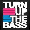 Turn Up The Bass - Vrouwen T-shirt