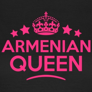 armenian  queen keep calm style copy