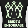Bride's Entourage (Hen Night / Bachelorette Party) - Women's T-Shirt