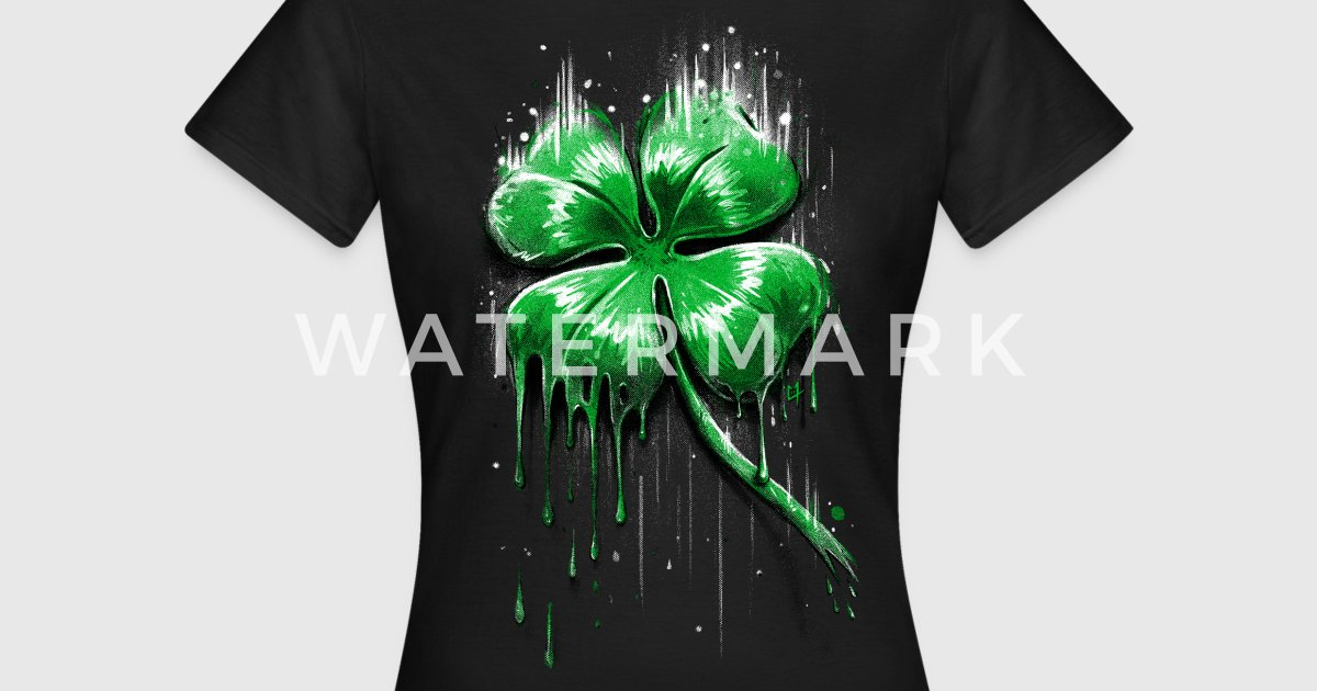 Four Leaf Clover by C0y0te7 | Spreadshirt
