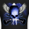 skull_and_wings_and_guitars - Frauen T-Shirt