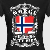 Norge - Norge - Norge - T-shirt dam