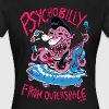 psychobilly from outerspace - T-shirt Femme