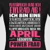 APRIL - Rad ab  - Frauen T-Shirt