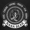 Fiercely Protective Nana Bear - Women's T-Shirt
