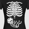 Maternity Sugar Skull - Women's T-Shirt
