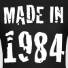 Made In 1984 - T-shirt Femme