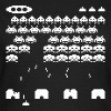 space invaders - Women's T-Shirt