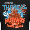mutants from outer space - Frauen T-Shirt
