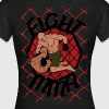MMA, artes marciales fight mma - Camiseta mujer