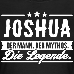 Mann Mythos Legende Joshua - Frauen T-Shirt