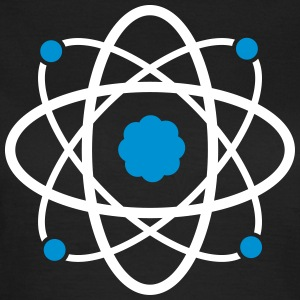 Atom Molekul Science - Frauen T-Shirt