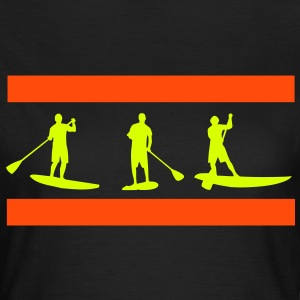 Sup, standing paddling, surfing, surfing, Supen, Stand up paddle surfing