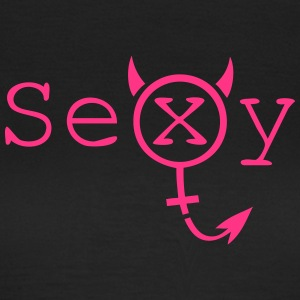 Sexy Devil Good - Women's T-Shirt