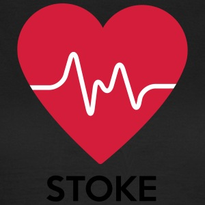 heart Stoke - Women's T-Shirt