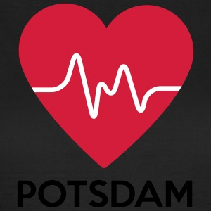heart Potsdam - Women's T-Shirt