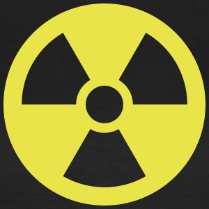 nuclear - Camiseta mujer