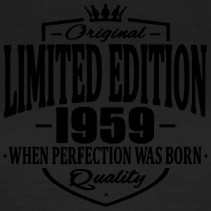 Limited edition 1959 - Dame-T-shirt