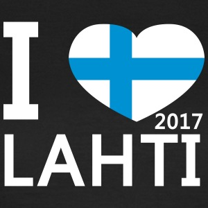 I Love Lahti World Championships - Women's T-Shirt