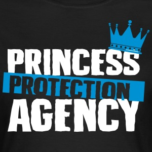 Princess Protection agency - fathers day - Women's T-Shirt