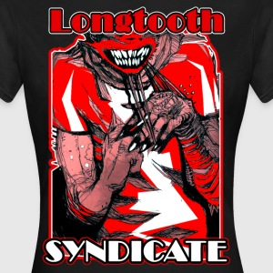 Longtooth Syndicate - Camiseta mujer