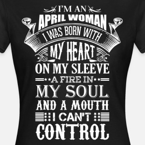 I Am An April Woman