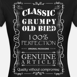 Grumpy old bird shirt