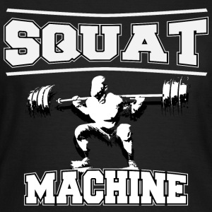 SQUAT MACHINE - Frauen T-Shirt