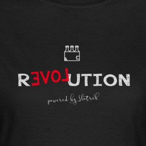 slotrek beer revolution slovenia - Women's T-Shirt