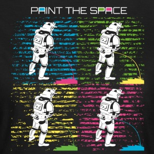 Troop Art - PAINT THE SPACE - Stormtrooper Party - Frauen T-Shirt