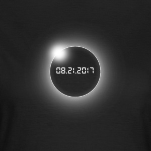 Total Solar Eclipse-USA-08.21.2017 - T-shirt dam