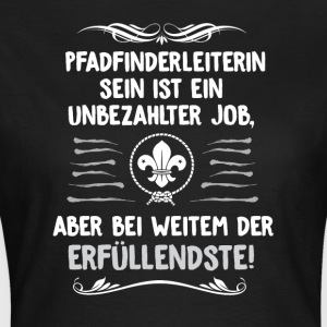 scout leider - Vrouwen T-shirt