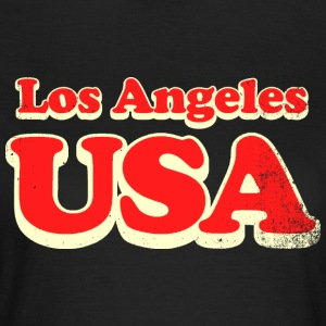 Los Angeles usa - T-shirt dam
