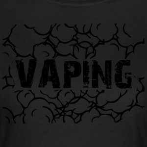 vaping 3 - Dame-T-shirt