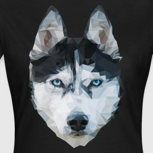 The Husky - Women's T-Shirt