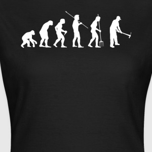 EVOLUTION FARMER - Dame-T-shirt