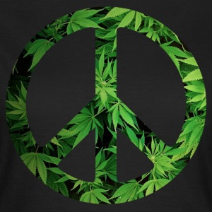 Cannapeace - Vrouwen T-shirt
