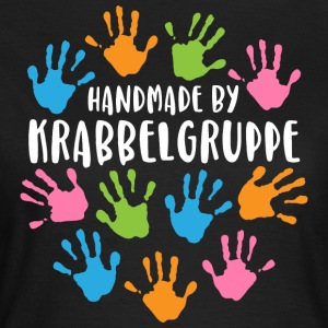 Shirt - Handmade by Krabbelgruppe - Frauen T-Shirt
