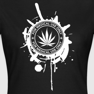 GANJA MEDICAL - Women's T-Shirt
