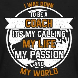 Trainer from passion - Women's T-Shirt