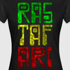 RASTAFARI - Frauen T-Shirt