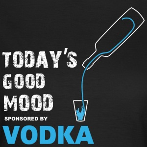 vodka - Dame-T-shirt
