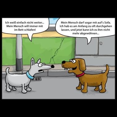 Es War Der Hund Furz Hunde Hundeerziehung Gassi Manner Premium T